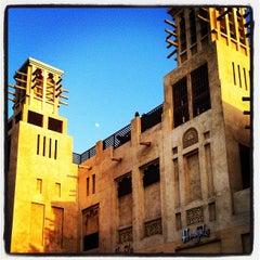 Photo taken at Souk Madinat Jumeirah سوق مدينة جميرا by Rizky P. on 11/4/2012