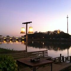Photo taken at The Good View (เดอะ กู๊ดวิว) by StarWor W. on 12/8/2012
