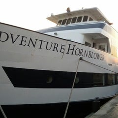 Photo taken at Hornblower Cruises & Events by Sam (@HandstandSam) E. on 12/10/2012