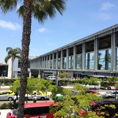 Photo taken at San Diego International Airport (SAN) by Kevin L. on 6/14/2013
