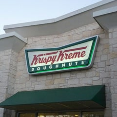 Photo taken at Krispy Kreme Doughnuts by keith I. on 12/17/2012