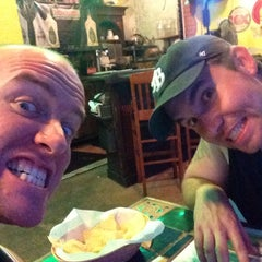 Photo taken at Cantina Dos Amigos by Anthony H. on 6/26/2014