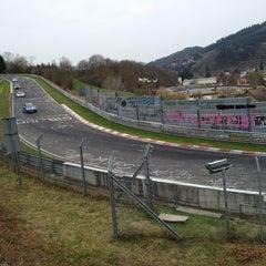 Photo taken at Nürburgring by Sarah M. on 4/21/2013