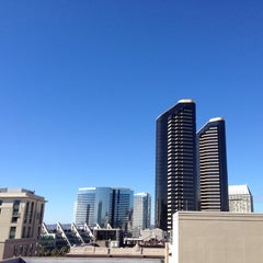 Photo taken at Trellis Tower by Carter B. on 11/30/2013