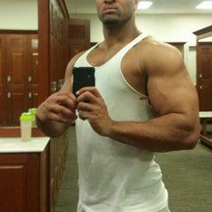 Photo taken at LA Fitness by Stanz B. on 12/14/2014
