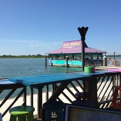 Photo taken at Inlet Harbor Restaurant, Marina & Gift Shop by Harley B. on 10/18/2012