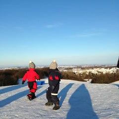 Photo taken at Sankt Hans Backar by Erik A. on 1/20/2013