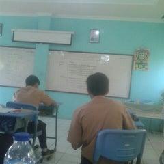 Photo taken at SMA Negeri 2 Cibinong by Alvan Y. on 8/13/2015