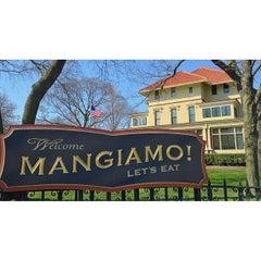 Photo taken at Mangiamo! by Daniel M. on 4/27/2013