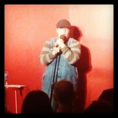 Photo taken at Joke Joint Comedy Club by Bethany S. on 12/29/2013