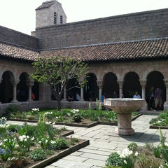 Photo taken at The Cloisters by Vinny D. on 4/29/2013