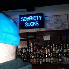 Photo taken at Honest John's Bar & No Grill by D V. on 12/22/2012
