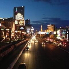 Photo taken at The Las Vegas Strip by Mikhail S. on 7/23/2013