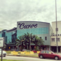 Photo taken at The Curve by Khairul N. on 1/13/2013