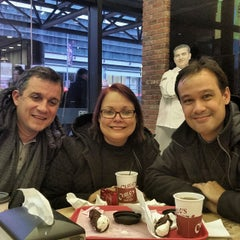 Photo taken at TLC Cake Boss Cafe by Pedro F. on 1/22/2015