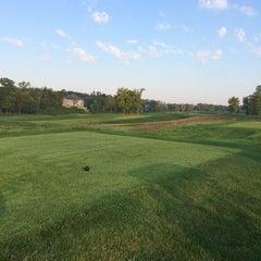 Photo taken at Prairie Highlands Golf Course by CJ R. on 9/28/2014