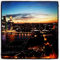 Photo taken at The Singapore Flyer by Arnold Cesar R. on 3/16/2013