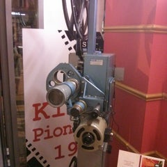Photo taken at Kino Pionier by Marek S. on 10/18/2014