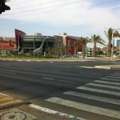Photo taken at Cinema City (סינמה סיטי) by Ben A. on 10/21/2012