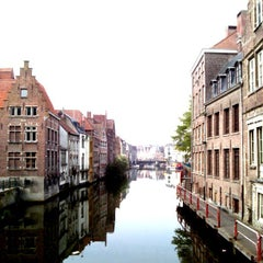 Photo taken at Gent by Stigmata P. on 5/7/2013
