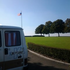 Photo taken at Henri-Chapelle American Cemetery and Memorial by Scott J. on 9/12/2014