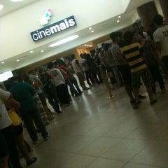 Photo taken at Cinemais by Tuliana M. on 1/5/2013