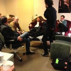 Photo taken at VH1 Big Morning Buzz Live Studio by Steve M. on 12/7/2012