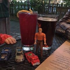 Photo taken at Lompoc Cafe by Kasandra G. on 6/7/2015