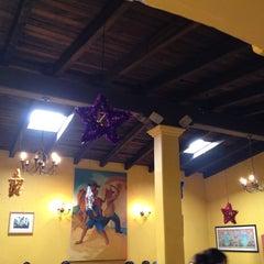 Photo taken at Restaurante El Milenario by Alejandro F. on 12/30/2012