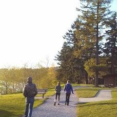 Photo taken at Lake Padden Park by Sean D. on 4/24/2013