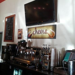 Photo taken at Alcove Wine Bar by Scott S. on 12/11/2012