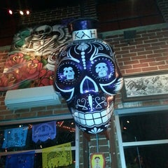 Photo taken at Bone Garden Cantina by Nhy L. on 3/31/2013