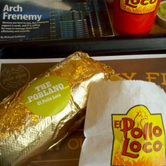 Photo taken at El Pollo Loco by Frank M. on 1/29/2013