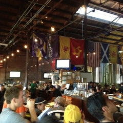 Photo taken at Four Peaks Brewing Company by Thomas W. on 10/28/2012