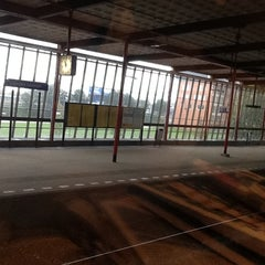 Photo taken at Station Schiedam Centrum by Safiye on 10/12/2012