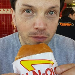 Photo taken at In-N-Out Burger by Sara D. on 3/6/2015