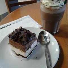 Photo taken at Starbucks by Siska M. on 3/15/2013