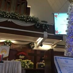 Photo taken at GPIB Paulus Jakarta by JDR on 12/24/2015