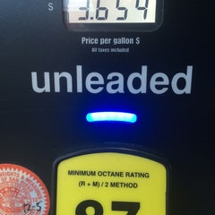 Photo taken at Costco Gas Station by Rick M. on 8/20/2014