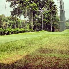 Photo taken at Jakarta Golf Club (JGC) by Indra A. on 5/9/2014