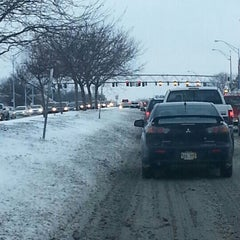 Photo taken at 90th & W Dodge Rd by Krystal P. on 1/30/2013