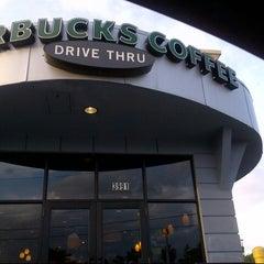 Photo taken at Starbucks by Princess F. on 10/10/2012