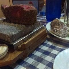 Photo taken at Steak House by Antonio G. on 9/21/2012