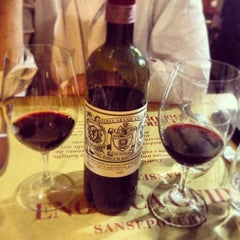 Photo taken at Enoteca Guidi by Valentina M. on 8/1/2013