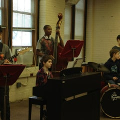 Photo taken at Nichols Middle School by Deirdre H. on 2/14/2013
