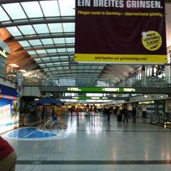 Photo taken at Dortmund Airport (DTM) by Ivan-Alexander J. on 12/21/2012