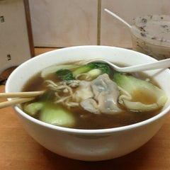 Photo taken at Lam Zhou Handmade Noodle by Tara R. on 12/20/2012