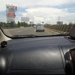 Photo taken at Gerbang Tol Tangerang by Tiasha E. on 3/29/2013