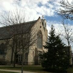 Photo taken at St Anne's Catholic Church by Carl B. on 4/16/2013