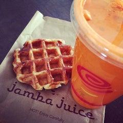 Photo taken at Jamba Juice by Kate S. on 4/15/2014